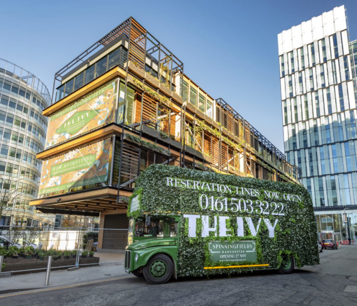 The Ivy Collection comes to Manchester
