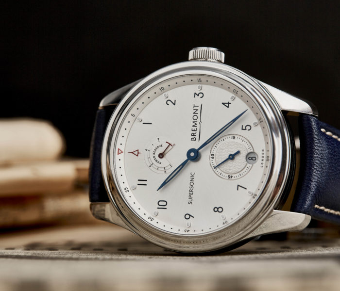 British Airways & Bremont watchmakers partner to create a timepiece of history