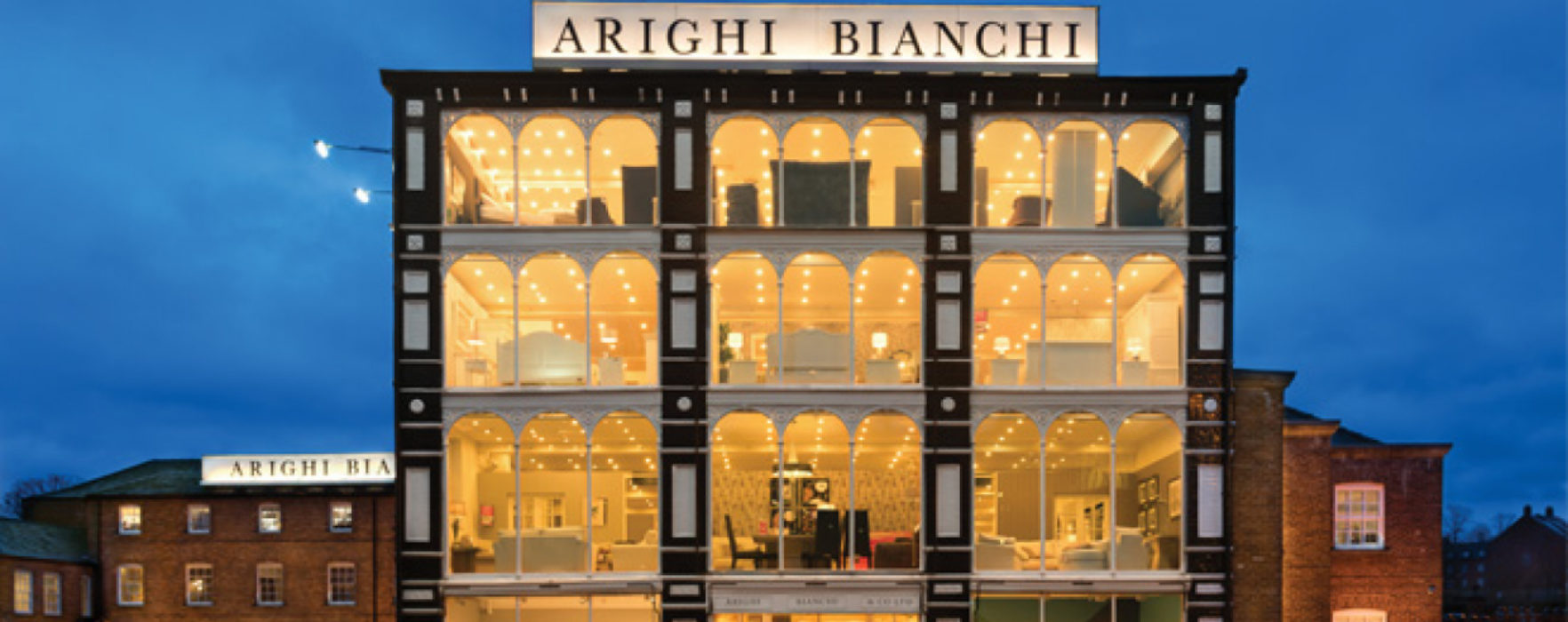 CHESHIRE: VIVA discovers the fourth generation of Arighi Bianchi