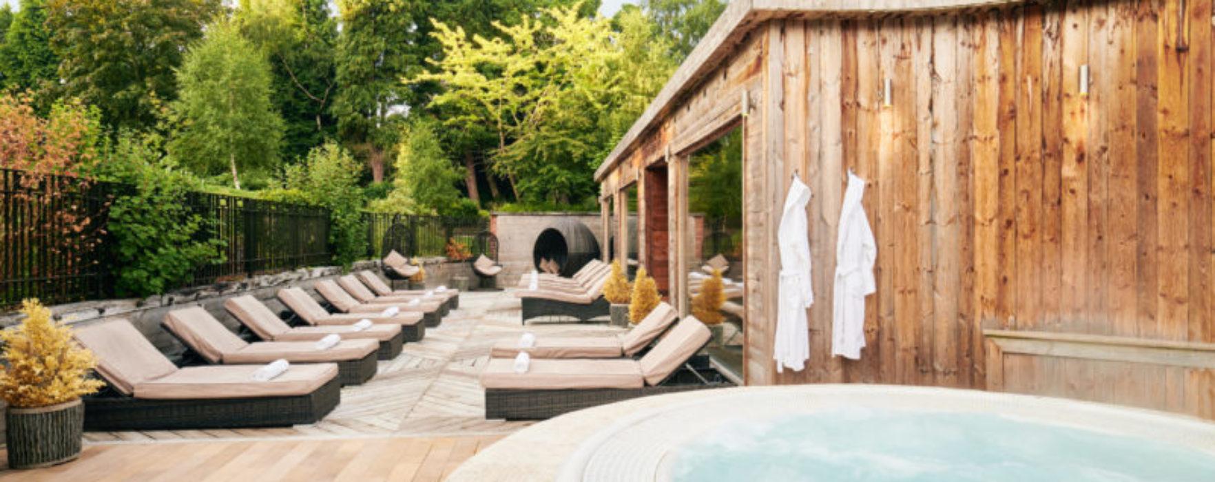 CHESHIRE: The ultimate ELEMIS spa getaway at Mottram Hall
