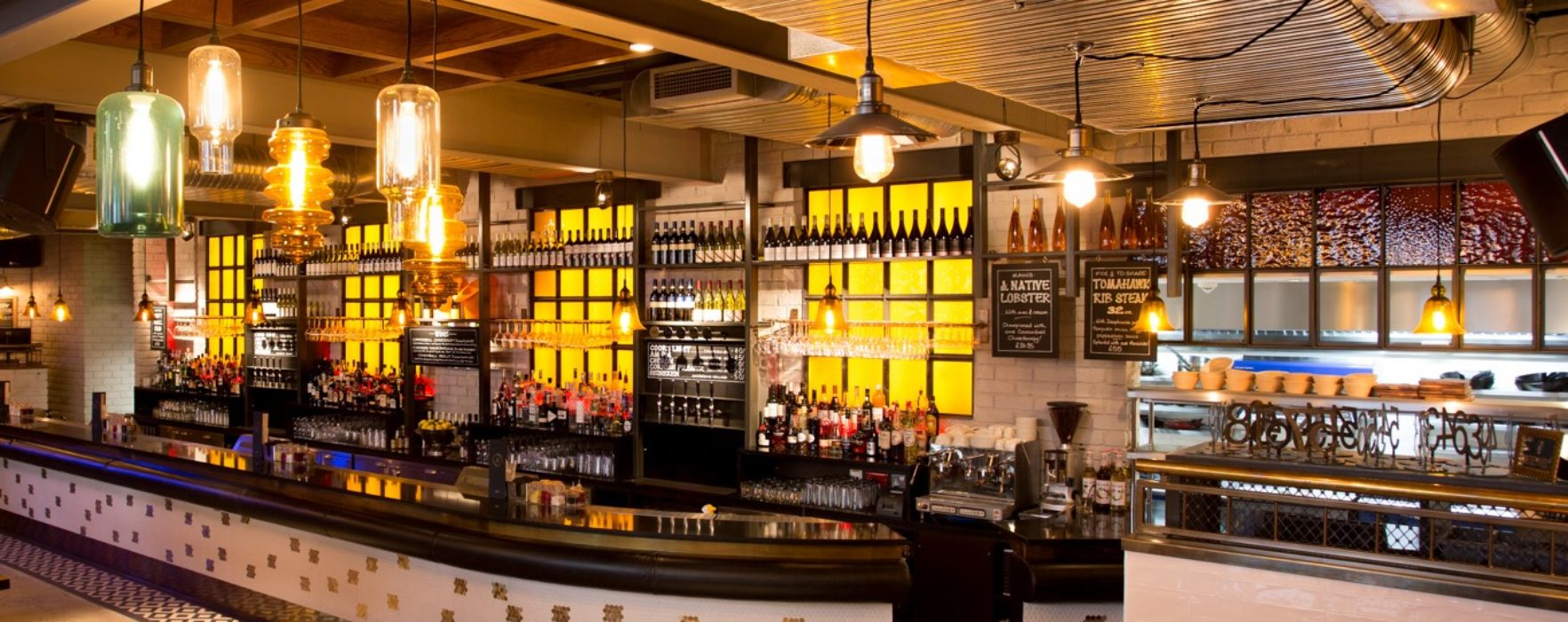 Martini Espresso on tap? Manahatta's your kind of bar!