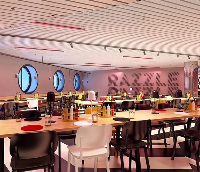 Virgin Voyages reveals revolutionary restaurant line up onboard its new cruise line