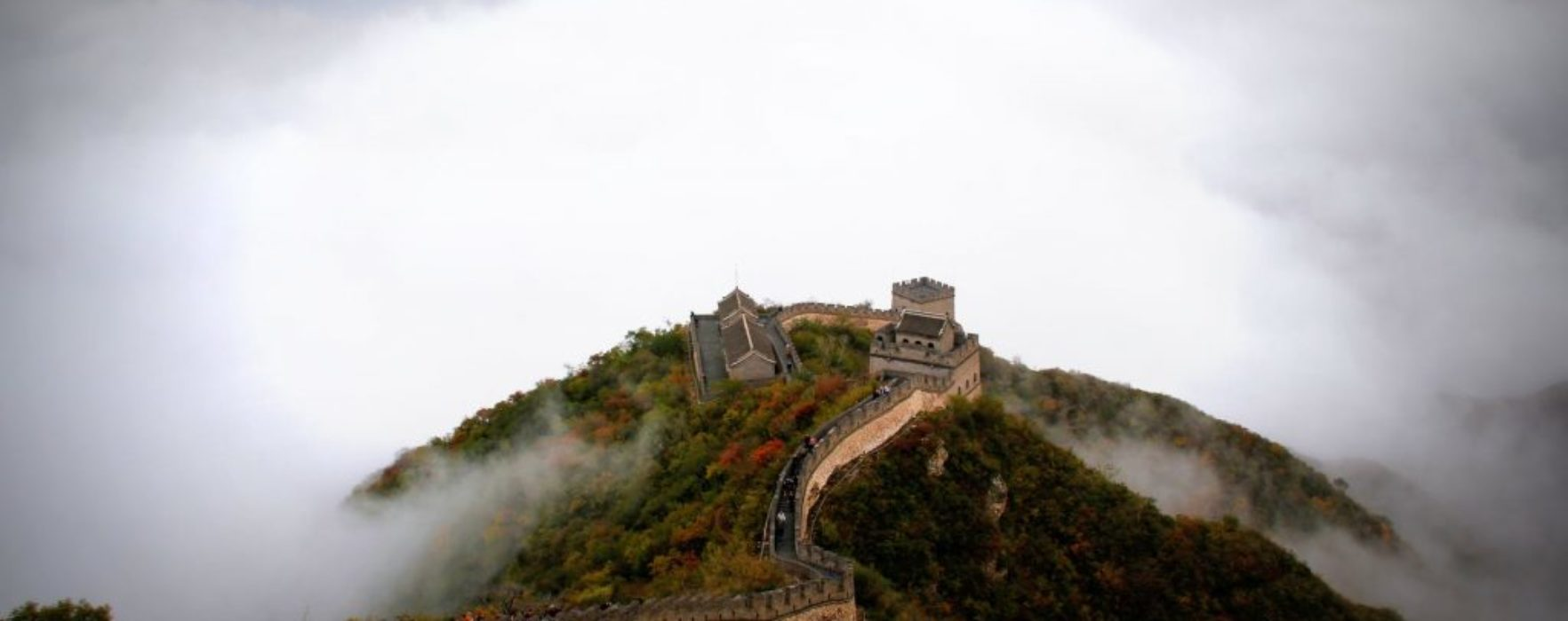 The Great Wall tops the list of attractions British travellers most want to visit in China