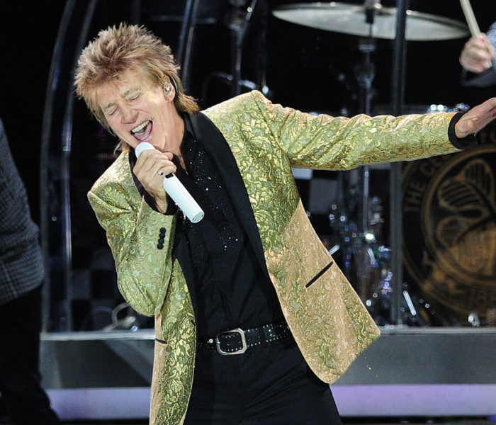 Rod Stewart extends UK arena tour and releases new album Blood Red Roses