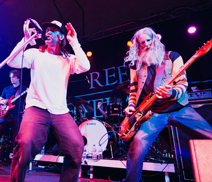 West-country rockers Reef announce UK tour dates