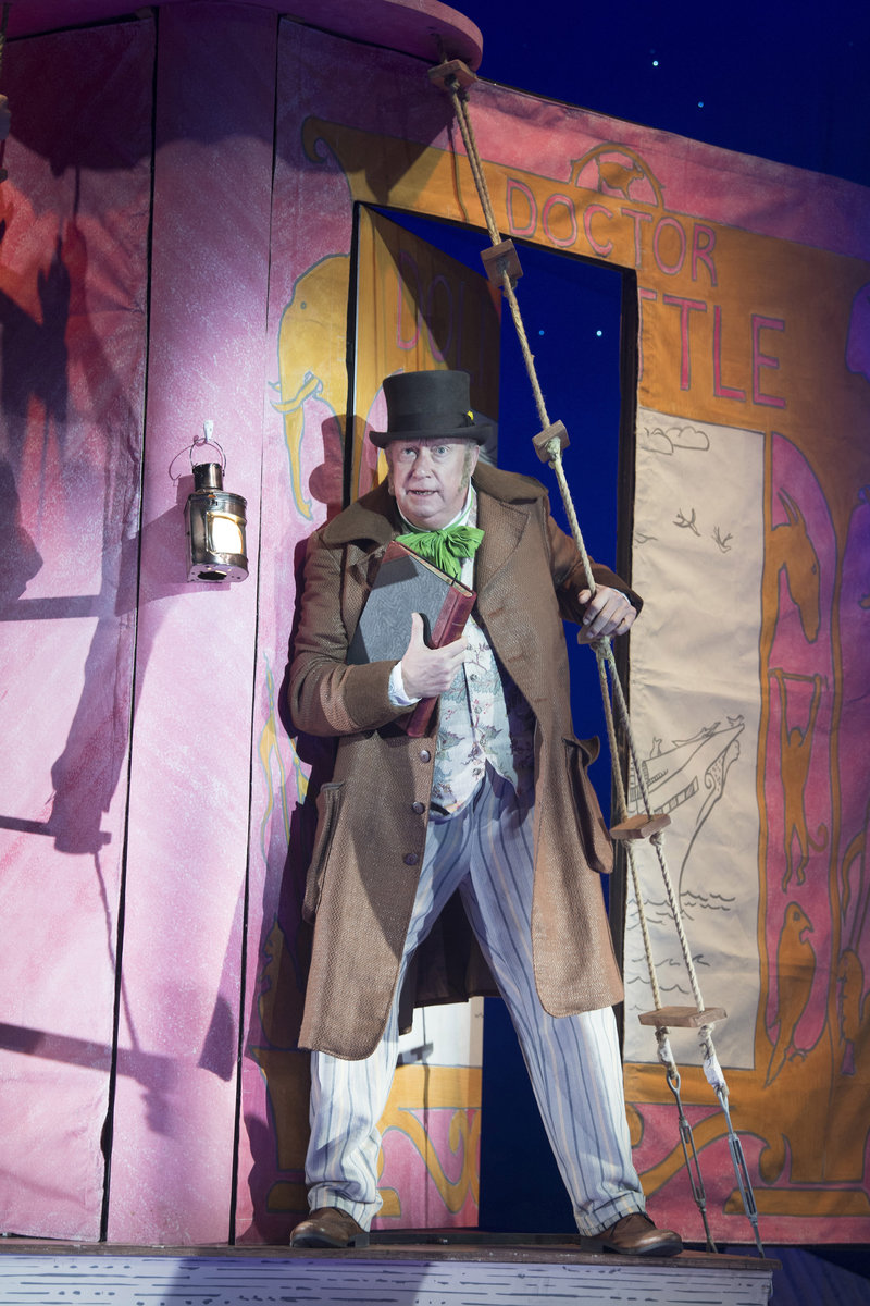Doctor Dolittle (Mark Williams)