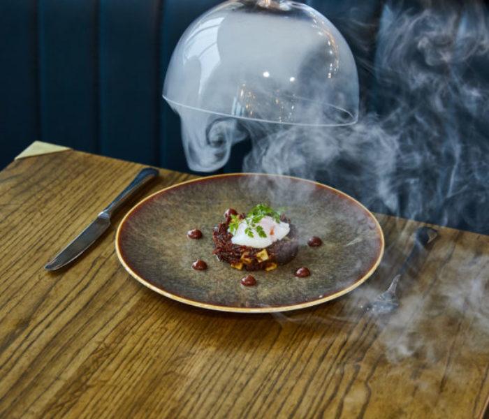 Andrew Green Reveals Menu at his Manchester Restaurant, Mamucium