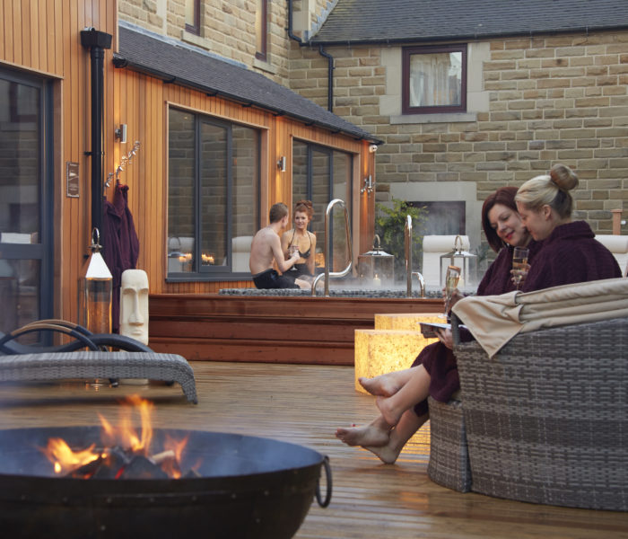 Win A Luxury Spa Retreat & Stay In Staffordshire