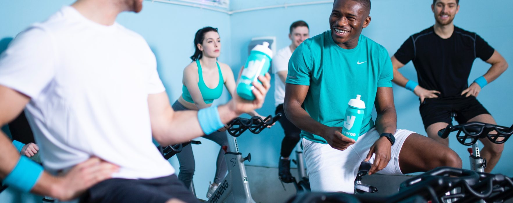 How's this for gymspiration: New class rewards gym goers with a free takeaway!