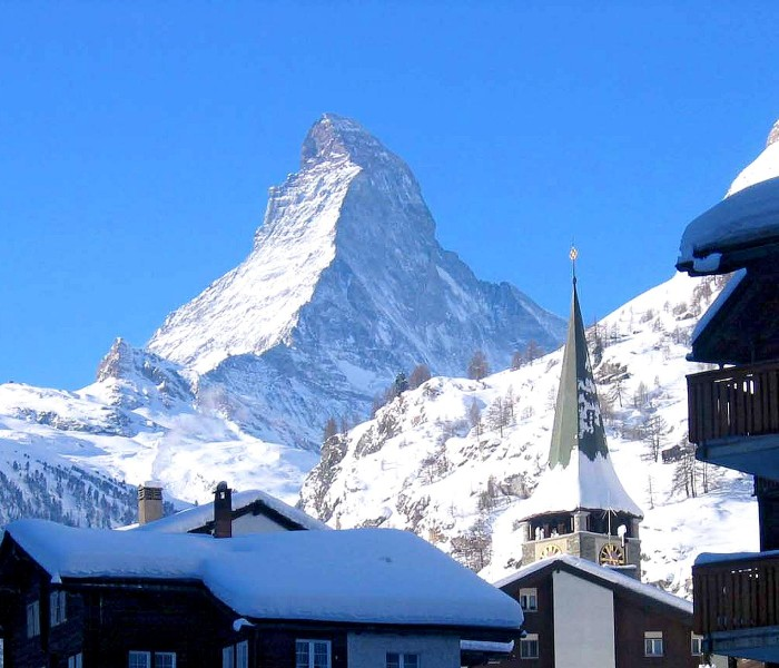 Finding ZEN in ZERMATT