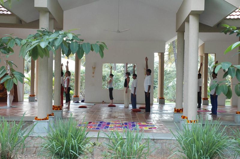 yoga session 2