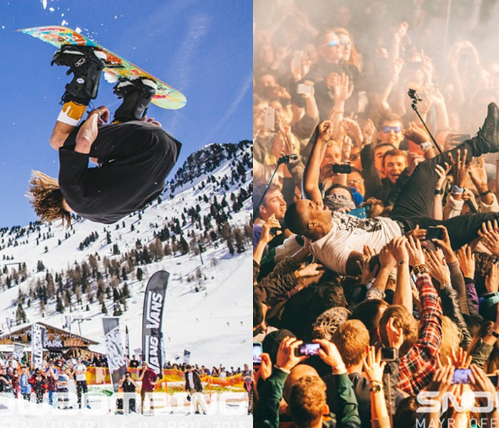 Eat, Snowboard, Rave, Repeat…