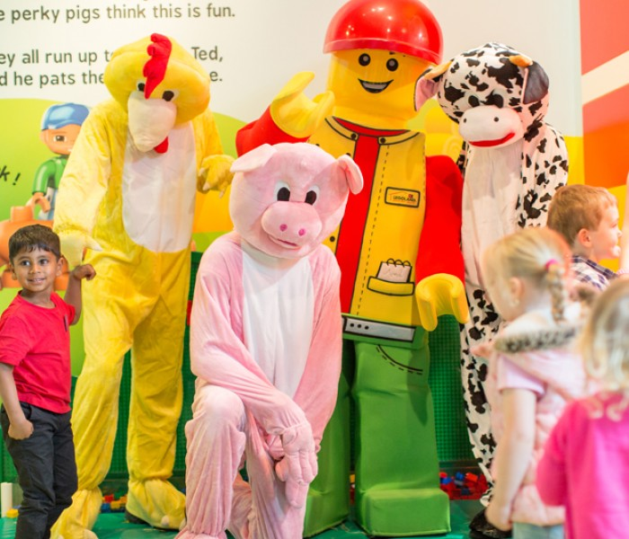 Moooving On Up – LEGOLAND Discovery Centre Manchester Introduces DUPLO Farm Play Area