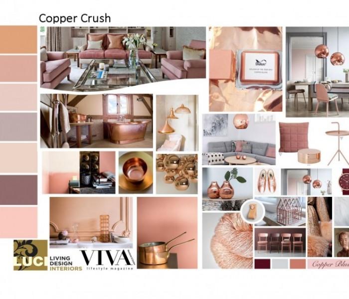 Copper Crush – Make Copper the Perfect Companion for your Home