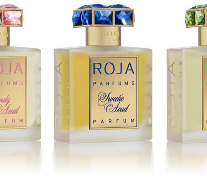 Introducing The Luxurious New Tutti Frutti Collection From Roja Parfums