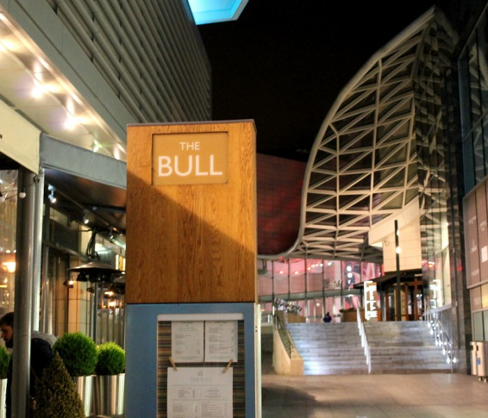 Review: The Bull, Westfield