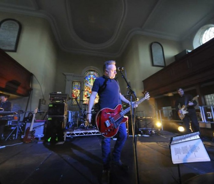 Peter Hook & The Light Perform The Complete Works Of Joy Division, Celebrating The Life Of Ian Curtis, Howard Marks Reports…