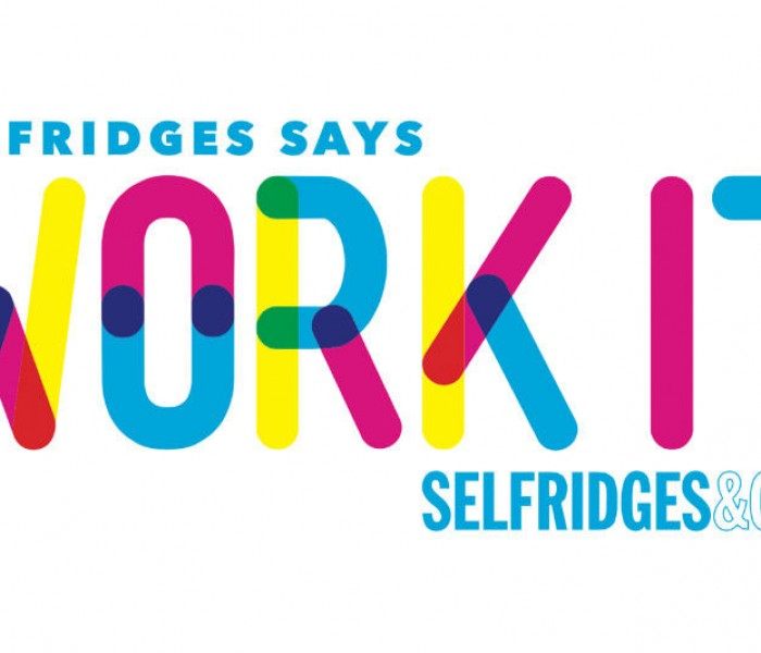 Selfridges Explores How The Way We Work Is Changing With Work It!