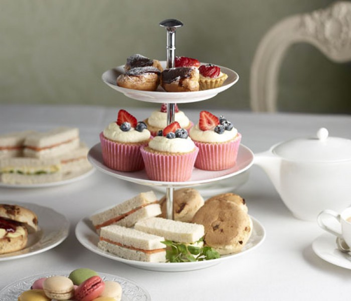 Kids Go Free For Afternoon Tea At Lancaster London