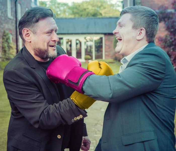 Shaun Ryder Is Having A Knockout Year So Far…