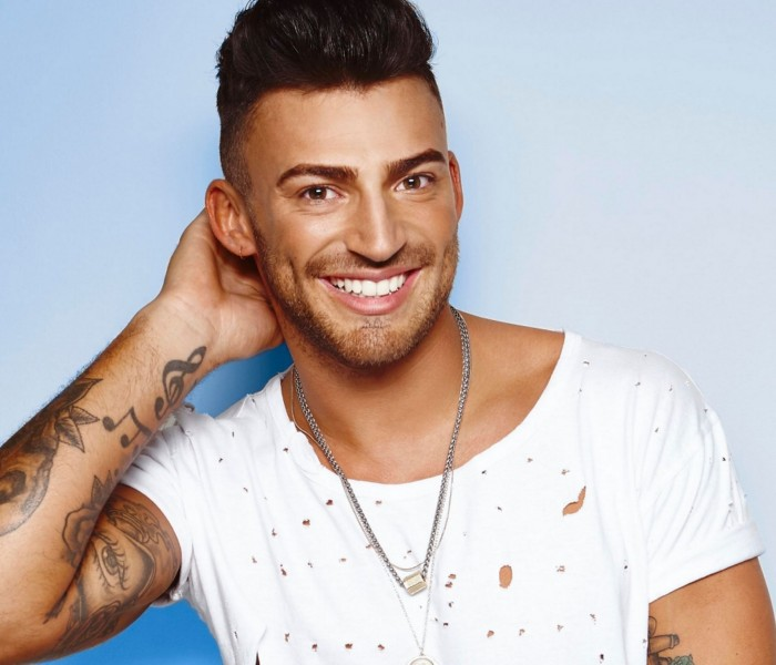 Jake Quickenden Releases His Brand New Song 'I Want You'