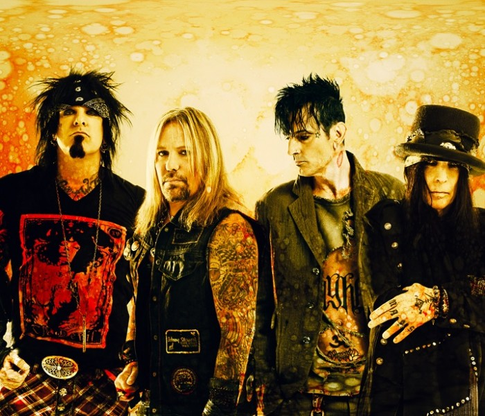 Mötley Crüe Announce #DemandTheCrue Campaign For Last Ever European Tour