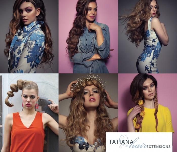 2015 Summer Hair Trends Forecast From Tatiana Hair Extensions