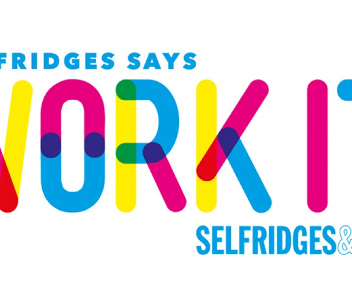 Work It At Selfridges Trafford Centre: There's No Fun Like Work
