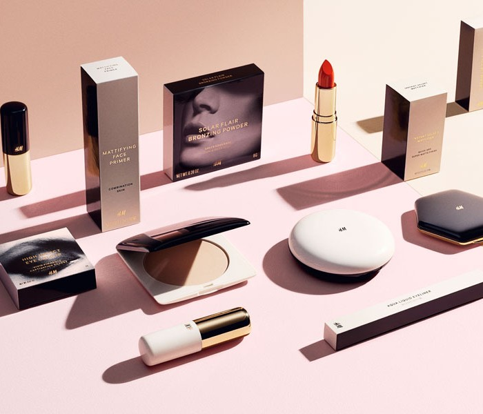 H&M Announces The Launch Of Their Beauty Range