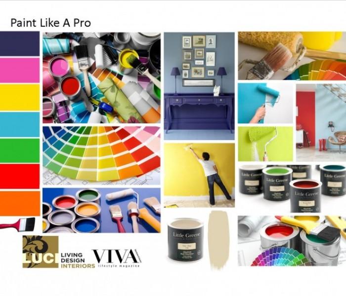 Paint Like A Pro