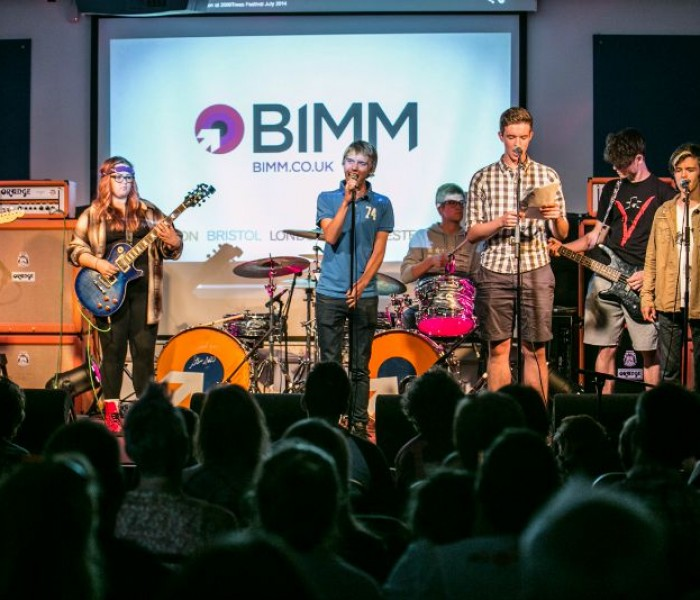 Famous Musicians Give Lessons At BIMM Manchester First Summer School