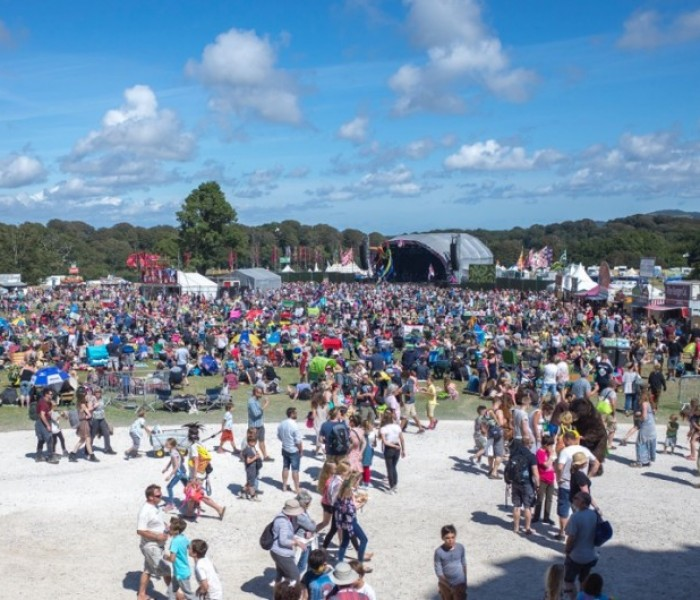 Fun For All The Family At Camp Bestival 2015
