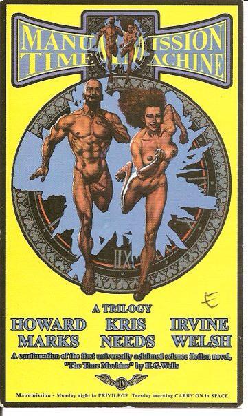 Old Manumission poster