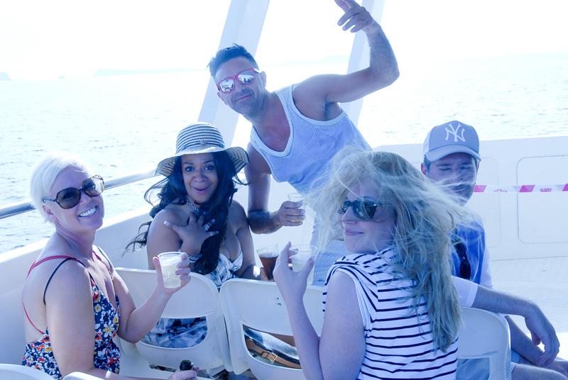 Pukka Up Boat Party