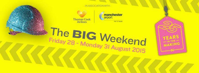 Manchester Pride Big Weekend smaller