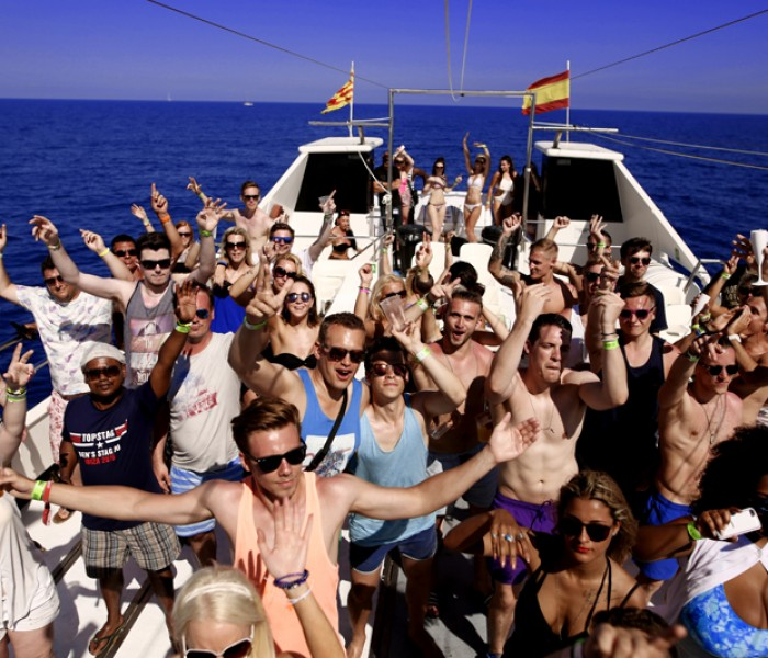 Like An Ibiza Virgin; Partying On The White Isle For The Very First Time!