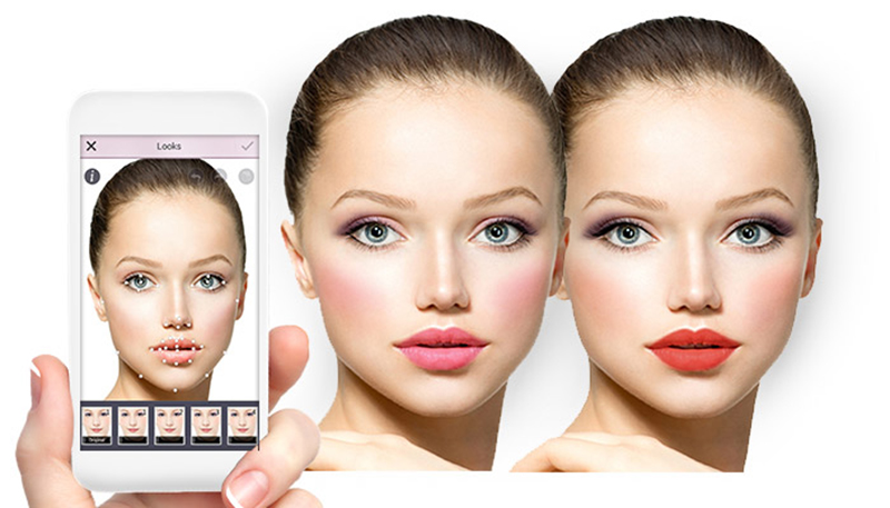 YouCam Makeup, The Virtual Cosmetic Kit In Your Purse | VIVA