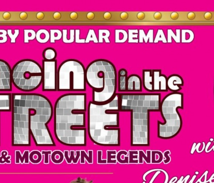 Dancing In The Streets With Denise Welch