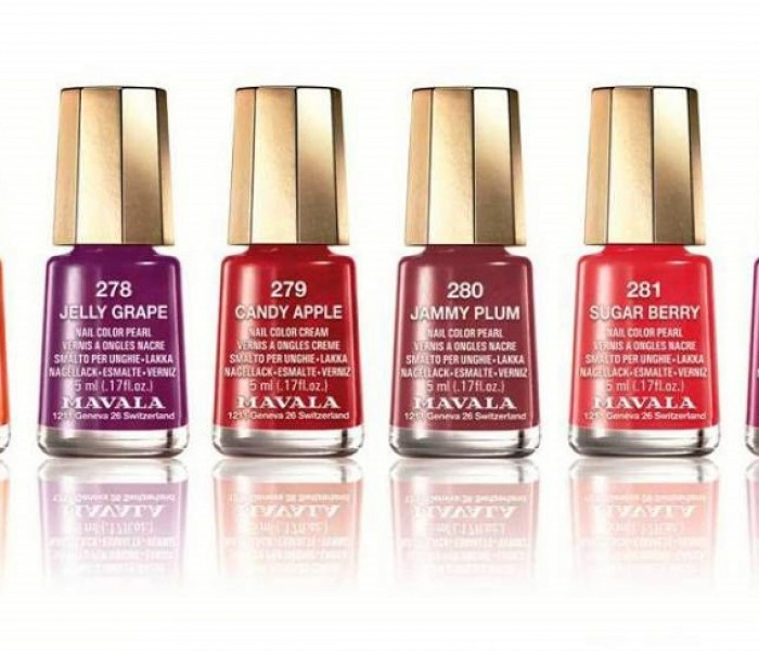 Swiss Beauty Brand, MAVALA, Introduces The Jelly Effect Collection Nail Polish