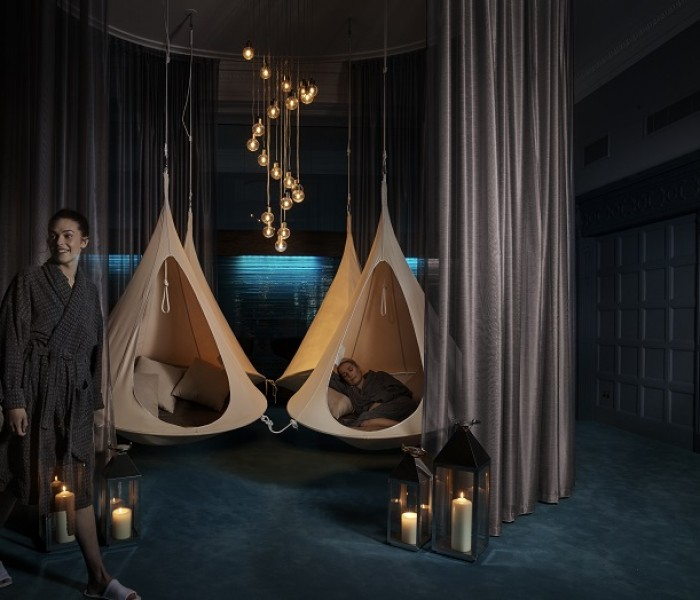 A Cocoon Of Tranquility And Indulgence In Central Manchester
