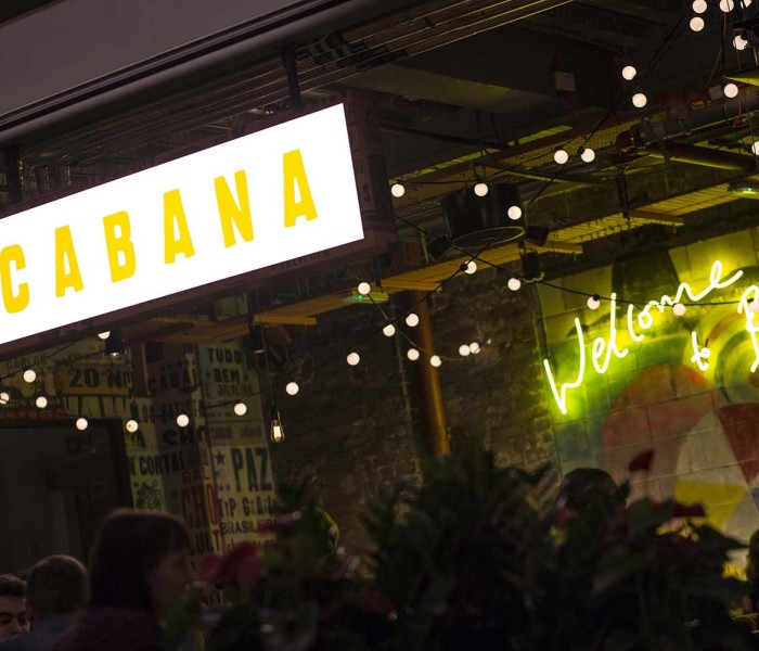 Cabana Brings The Heat To Manchester