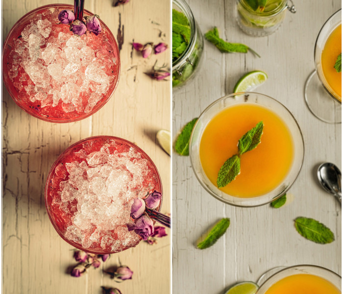 Flowers, Fruits, Flavours And Herbs… Order A Cocktail At The Botanist And You Will Experience A Floral Dream!
