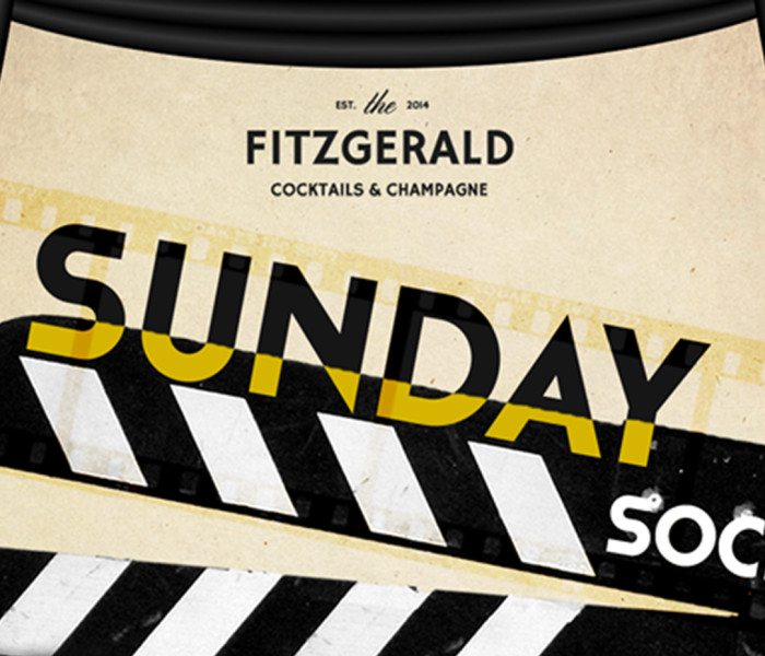 Movie Sundays With The Fitzgerald