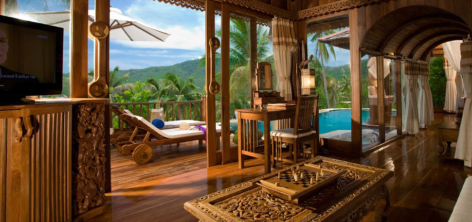 Sea View Villa Suite With Private Pool