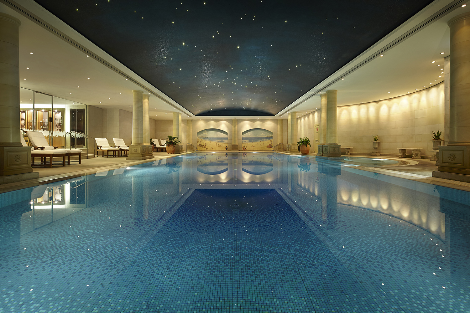 The day spa by Chuan at Sydney Langham