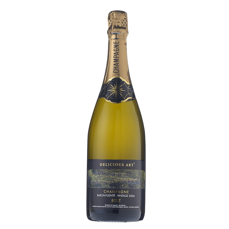 Delicious Art Vintage Champagne, £45.00, National Gallery Company