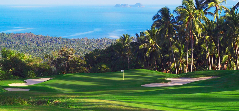 18 Hole Championship Golf Course