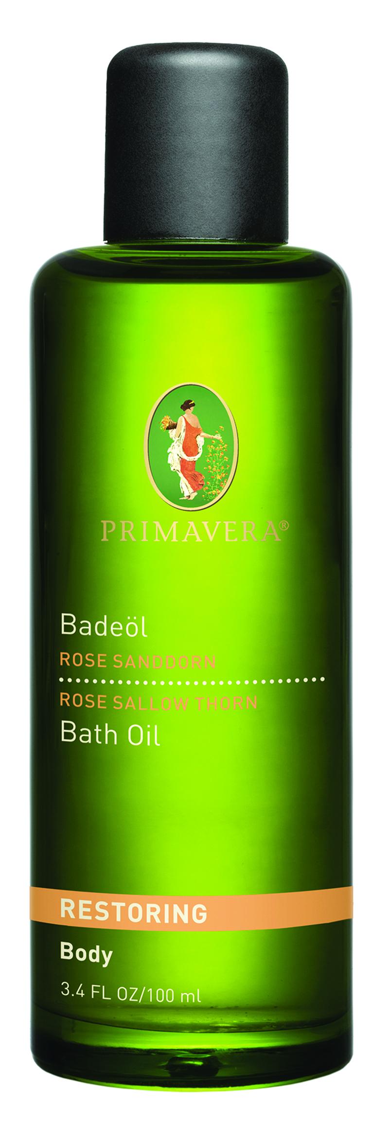 Primavera Restoring Bath Oil