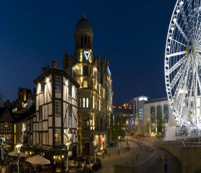 Manchester: The Start-Up City