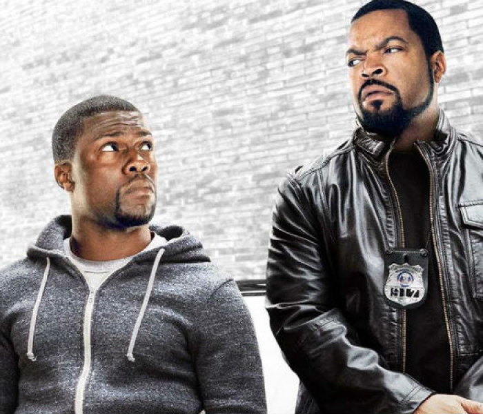 Kevin Hart And Ice Cube Surprise Fans At The Printworks Manchester